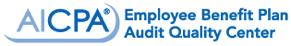 AICPA EBP logo