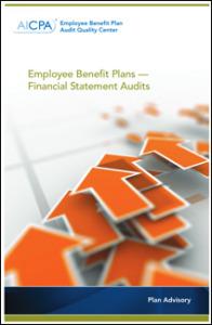 EBP Financial Statement Audits Cover
