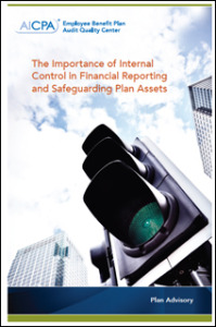 Internal Control in Financial Reporting_Cover