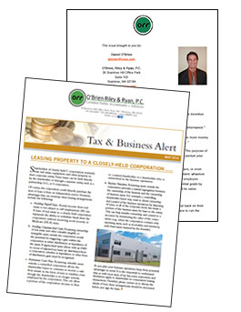Newsletters Exit Planning and Tax Bulletin