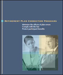Retirement Plan Correction_Cover