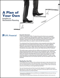 Succession Planning Whitepaper cover