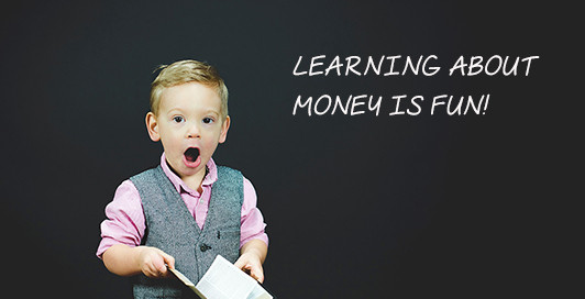 boy-money-is-fun_LI Teaching Children About Money Can Be Fun